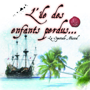 CD «L'île des enfants perdus»